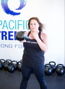 gina steele, sfg, swing, pacstrength
