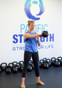 val hedlund, SF Elite, Iron Maiden, SFG, kettlebell swing